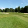 A view of the 5th green at Cambuslang Golf Club
