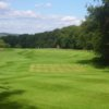 A view of tee and fairway at Mains of Taymouth Golf Course