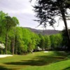 A spring view from  Bent Tree Country Club