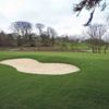 A view of the 4th hole at Lenzie Golf Club