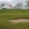A view of the 1st hole at Doon Valley Golf Club