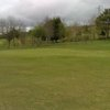 A view of green #7 at Doon Valley Golf Club