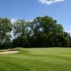 A view of a hole at Whitecraigs Golf Club