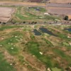 Aerial view from Golf Club Welten
