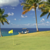 A view of a hole at Punta Borinquen Golf & Country Club.