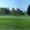 A view of the 1st green at Kilkeel Golf Club