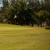 A view of the 17th hole at Chino Creek from El Prado Golf Courses