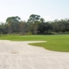 A view of the 5th hole at Raptor Bay Golf Club