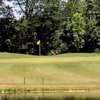 A view of green at Hickory Hill Golf Club