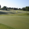 A view of green at Forest Hills Golf Course