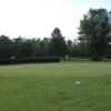 A view of the practice putting green at Hamilton Trails Country Club