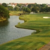 A view from tee #2 at Kota Permai Golf & Country Club