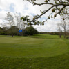 A view of the 12th hole at Beaverstown Golf Club