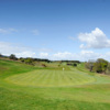 A view of the 8th green at Carrickmines Golf Club