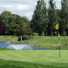 A view of the 6th green at Westmanstown Golf Club