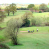 A view of a green at Raglan Parc Golf Club