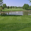 A view from the 10th tee at Eighteen Hole from Indian Tree Golf Club