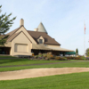 A view of the clubhouse at Brookfield Country Club