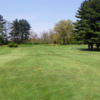 A view from fairway at Southwick Country Club