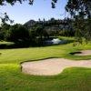 A view of green #12 at San Vicente Inn & Golf Club