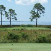 A view from tee #4 at Marsh Course from Bluewater Bay Resort