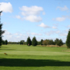 A view of green at Henlow Golf Club