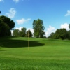 A view of the 1st green at Ivinghoe Golf Club