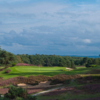 A view from tee #5 at New Course from Sunningdale Golf Club