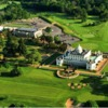 Aerial view from Stoke Park Country Club & Resort