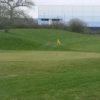 A view of the 4th green at 9-hole Course from Wavendon Golf Centre