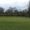 A view of green #9 at 18-hole Course from Wavendon Golf Centre