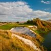 A view of the 16th hole at Red Course from Streamsong Resort