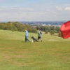 A view from Ashton Court Golf Centre