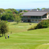 A view of the clubhouse at Wexford Golf Club