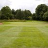 A view of green #3 at Mount Oswald Manor & Golf Course