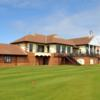 A view of the clubhouse at Bridlington Links Golf & Leisure Estate