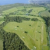 Aerial view of Bray Golf Club