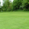 A view of the 1st green at Canons Court Golf Club