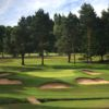 The 1st green at Haste Hill Golf Club
