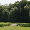 A view from Hounslow Heath Golf Club