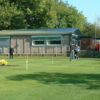 A view of the practice area at William Wroe Golf Course
