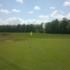 A view of hole #13 at Ashton-in-Makerfield Golf Club