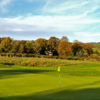 A view of the 7th green at Breightmet Golf Club