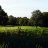A view of green at Marple Golf Club