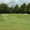 A view from fairway #2 at Rochdale Golf Club