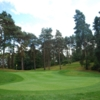 A view of the 15th hole at Old Thorns Manor Hotel, Golf & Country Estate
