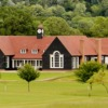 A view of the clubhouse at Stocks Golf Club