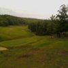 View of a green and fairway at The Tennessean Golf Club