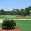 View of the 13th hole from Pines course at Fort Walton Beach Golf Club