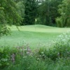 A view of a green at Glen Gorse Golf Club